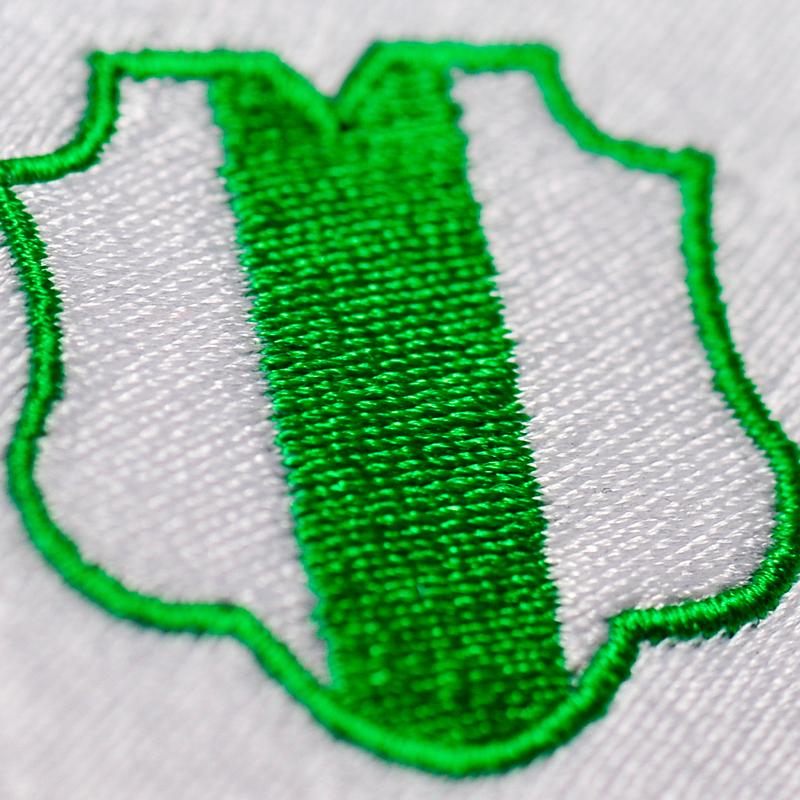 Badge borduren